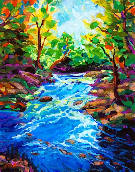 Brazos River Tributary