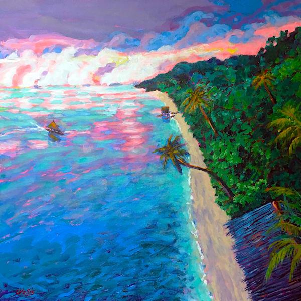 Days End Fiji Islands