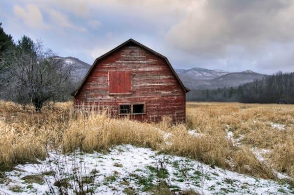 Adirondack Barn   Michael Sandy Art | Michael Sandy Photography