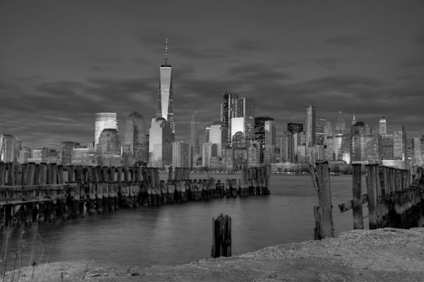 Piers On The Hudson Photography Art | Michael Sandy Photography