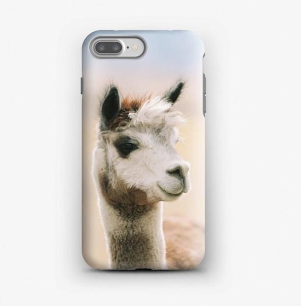 Adorable Alpaca Iphone Case