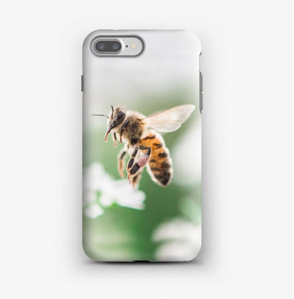 Bee The Change Iphone Case