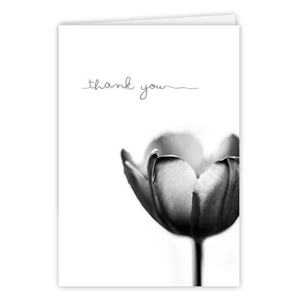 Tulip Thank You Card