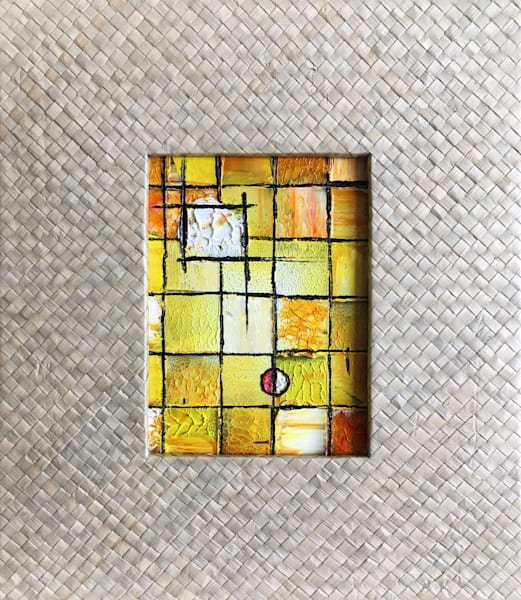 Pattern Recognition PMS micro painting