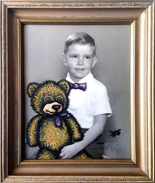 The Little Bear Has Always Been There
