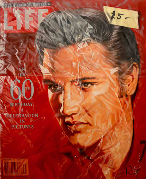 Tomasz Rut Fine Art | Pop Realism | Elvis