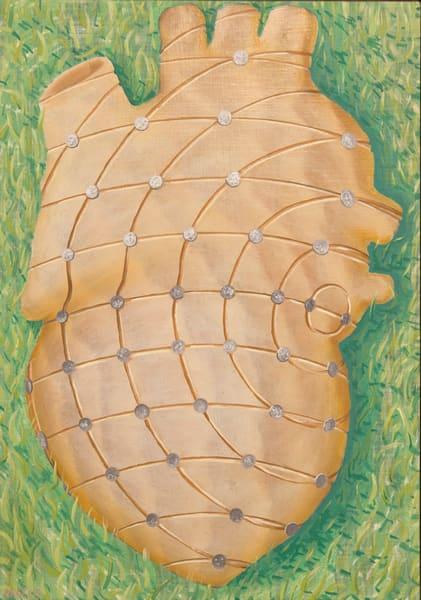 Coeur de Cloutée Oil Painting