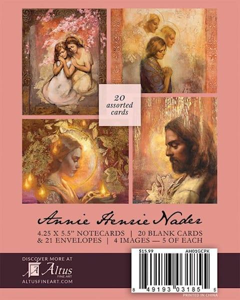 Annie Henrie Nader Note Card Pack | Cornerstone Art