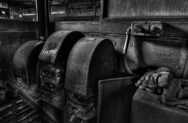 The Last Shift Bethlehem Steel