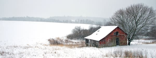 Winter in Monroe County