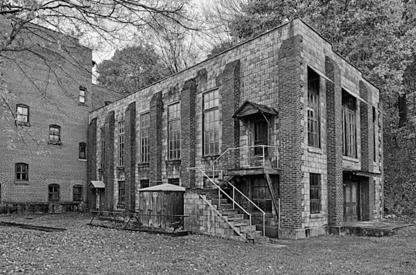 Abandoned Silk Mill Lonaconing