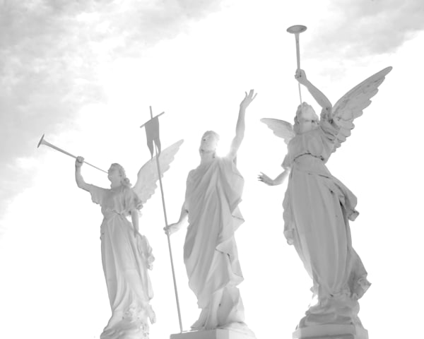"""Ascension"" by Mark Polege | Prophetics Gallery"