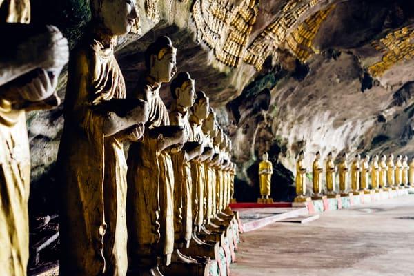 Cavern of Alms