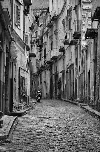 The Streets Of Procida Photography Art | Michael Sandy Photography