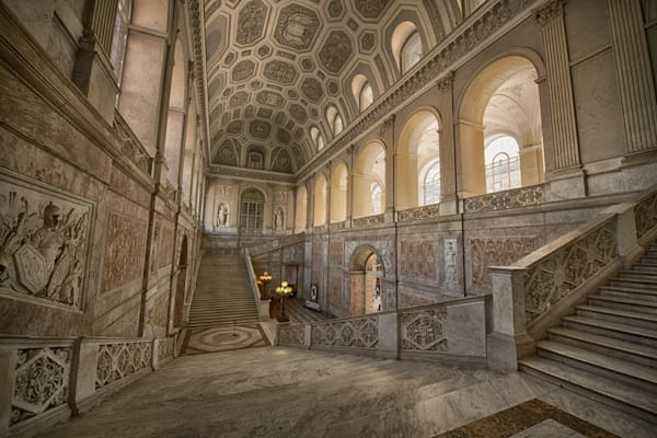 Palazzo Reale Art | Michael Sandy Photography