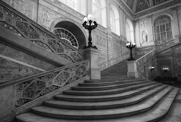 Palazzo Reale Ii Photography Art | Michael Sandy Photography