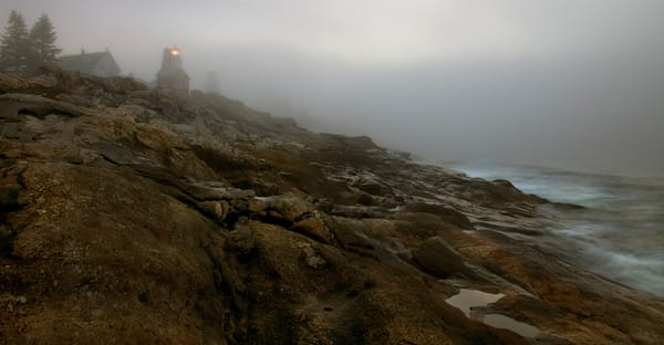 First Light on Pemaquid