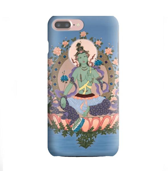 Green Tara Iphone Case