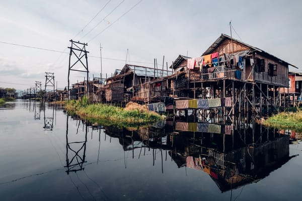 Floating Village of Inle
