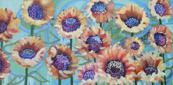 Follow The Sun Art | Kristin Webster Art Studio