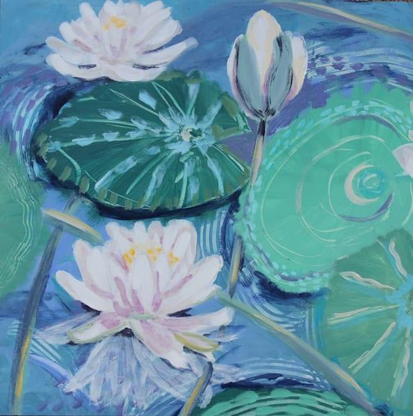 Water Dancing I Art   Kristin Webster Art Studio