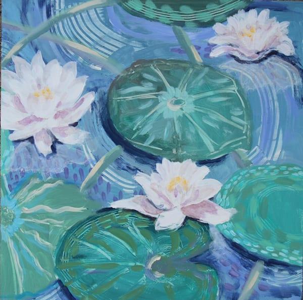 Water Dancing Ii Art   Kristin Webster Art Studio