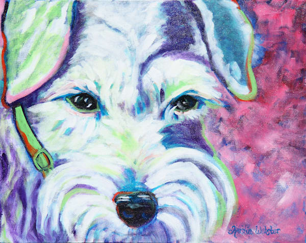 I've Got My Eyes On You! Art | Kristin Webster Art Studio