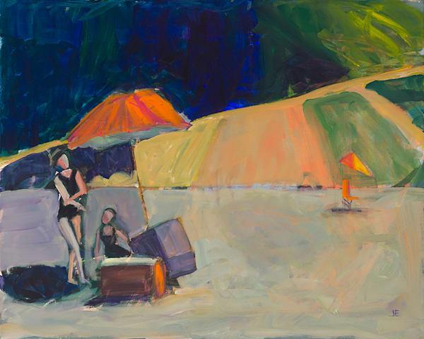 11x14 Sunscreen Ballet Art | HFA print gallery