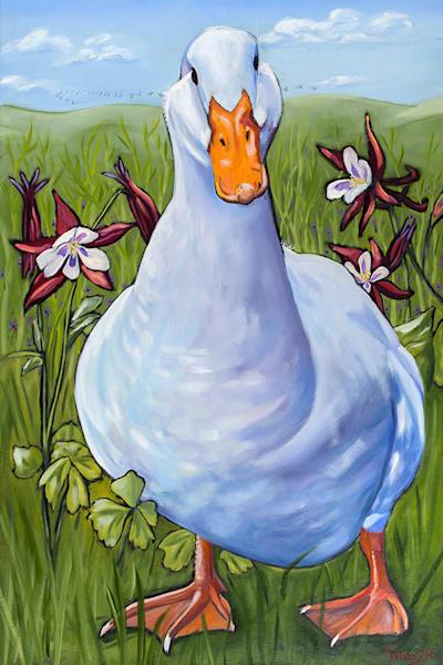 Duck & Columbine 11x14 Art | HFA print gallery