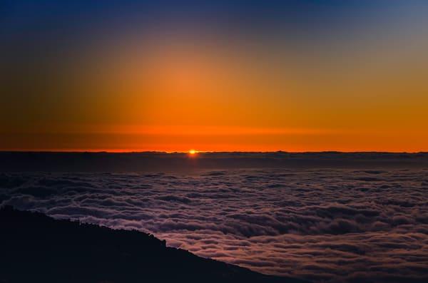 Haleakala Sunset 002