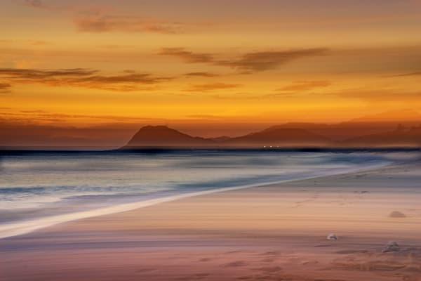 Abstract Hawaii Photography | Nanakuli Dream by Peter Tang