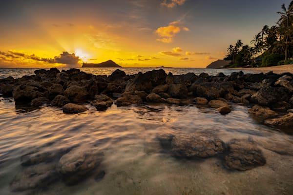 Hawaii Nature Photography | Good Morning Waimanalo by Peter Tang