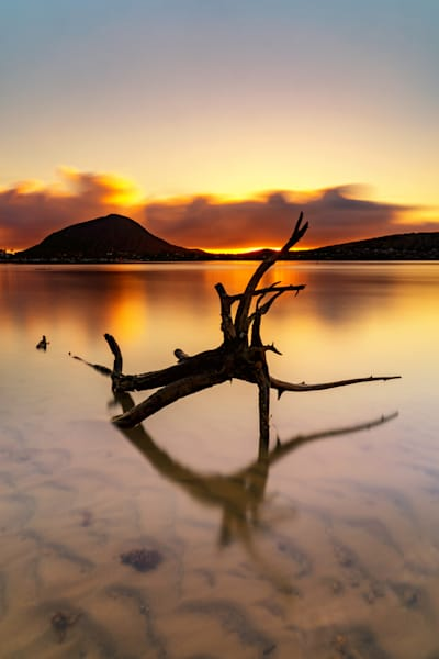 Hawaii Sunrise Photography | Dwelling On The Past by Peter Tang