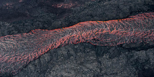 Lava Photography | Lava Stream by Peter Tang