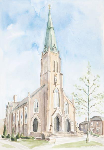 Saint Rose Perrysburg Print