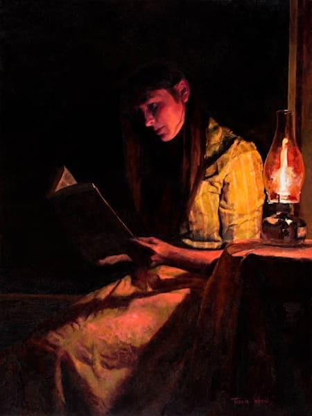 Woman of Light
