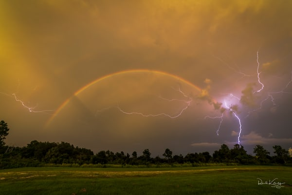 The Lightning and the Rainbow