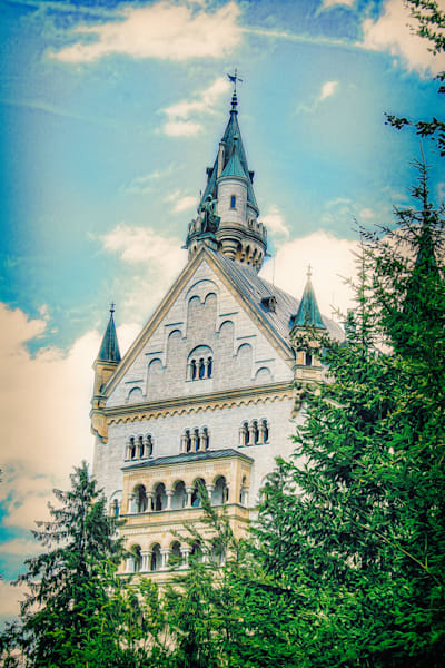 Castle Tower Photography Art | Peter J Schnabel Photography LLC