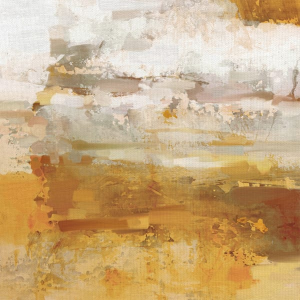 Amber Skies by Studio Arts Canvas Art Print