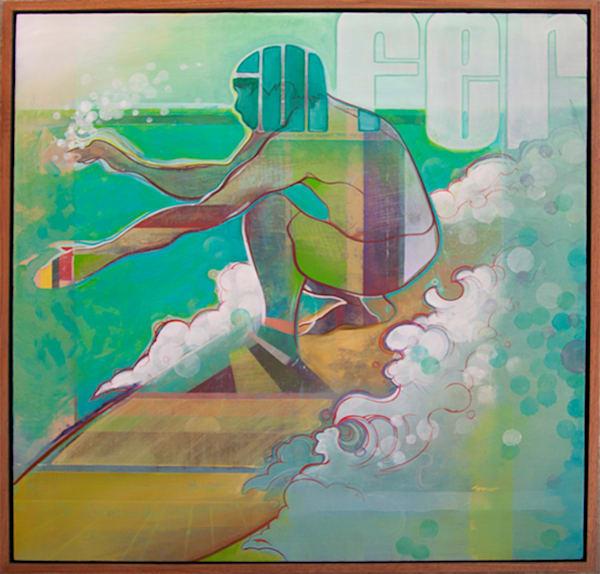 7dd7a87df Oregon Coast, Ocean, Wave and Surf Art – Original Paintings ...