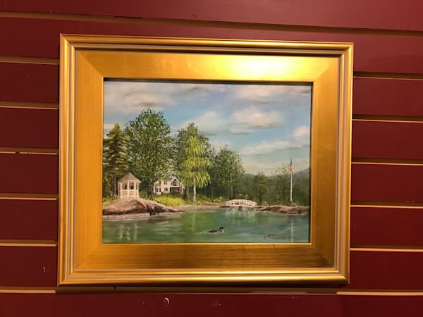 Lake George Lake House