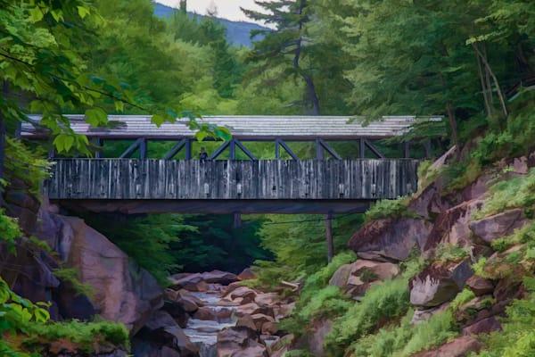 The Covered Bridge Photography Art | Peter J Schnabel Photography LLC