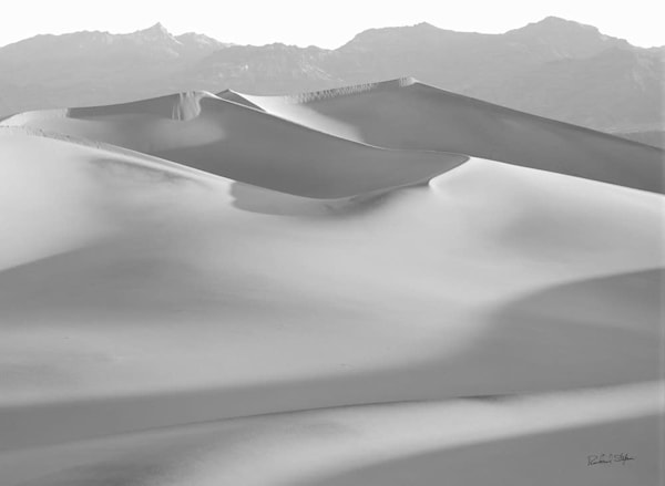 Silver Dunes Death Valley Limited Edition