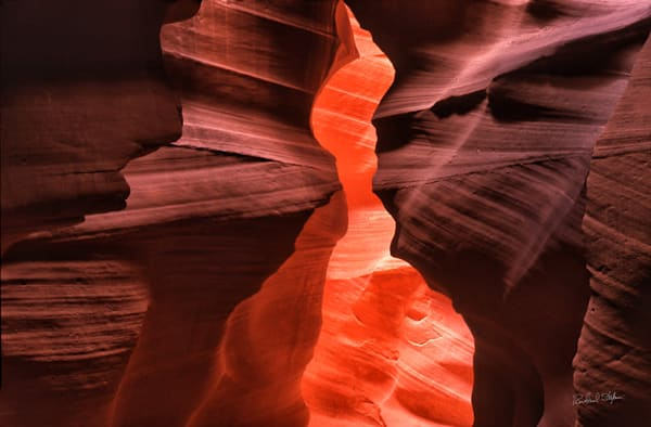 Slot Canyon II Limited Edition by Richard Stefani