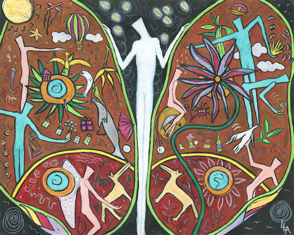 Lungs and Wings