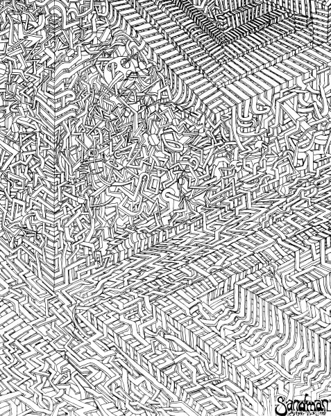 Sandman Maze