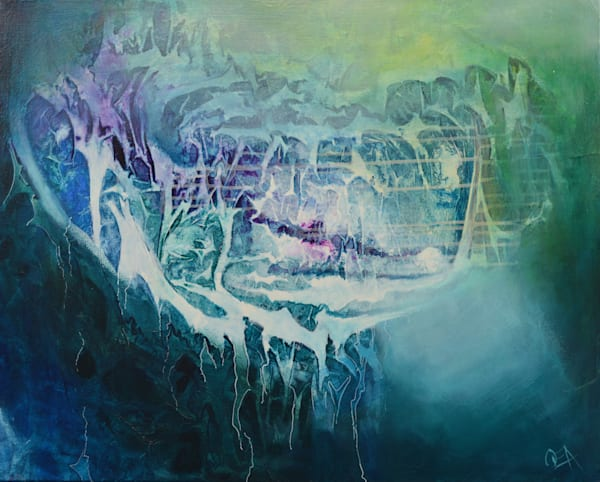 """Deep Calls to Deep"" by Olivia Alexander 