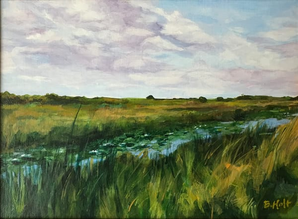 Serene Everglades Art   Roost Studios, Inc.