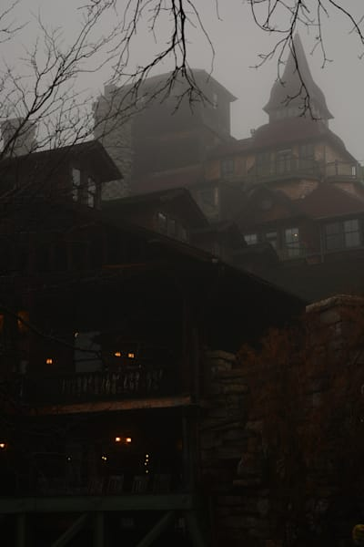 Mohonk Mountain House Art | Roost Studios, Inc.