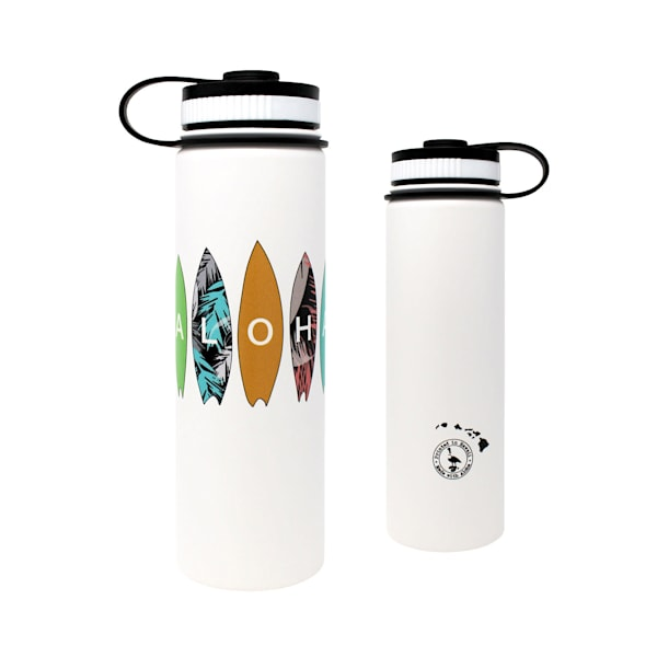 Aloha Surfboards Flasks
